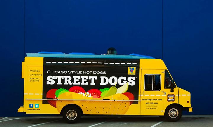 Street Dogs Truck